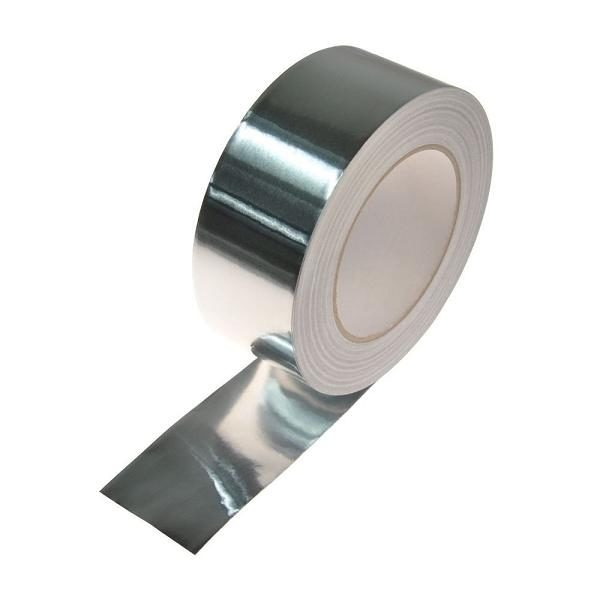Alumiiniumteip 50mm x 40m