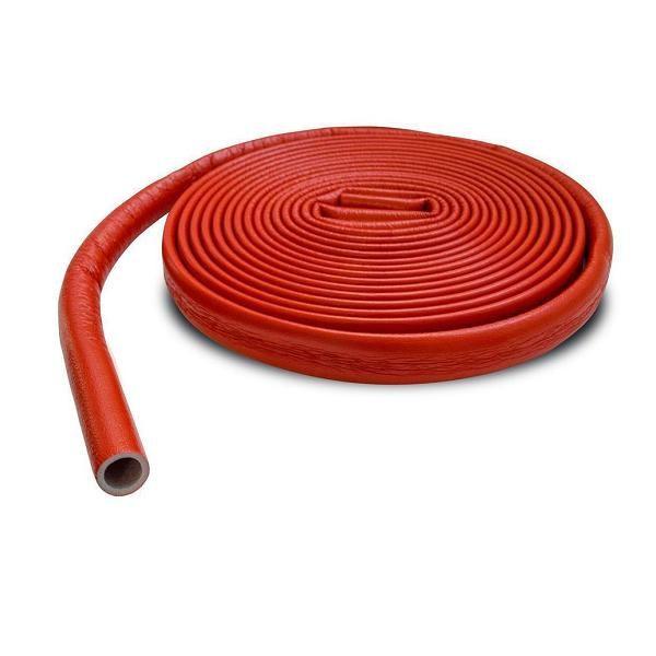 Toruisolatsioon punase PVC kattega Ø35/4 (kera 10m)