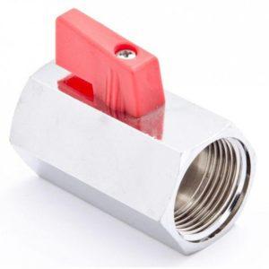 Minikuulkraan ½ sise-välis