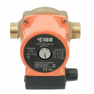 Tsirkulatsiooni pump tarbeveele BETA 25/60 130mm