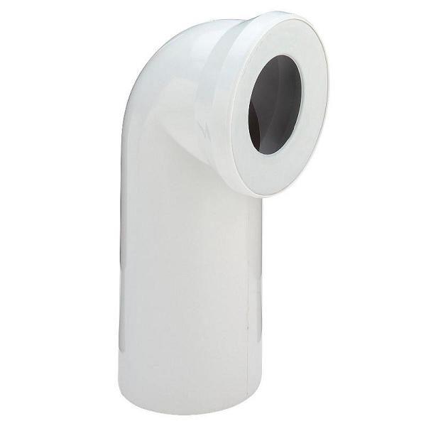 WC ühenduspõlv 90 kraadi
