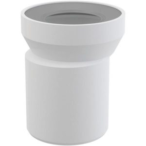WC ühendustoru ekstsentriline