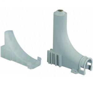 Radiaatori toruühenduse toed (2tk)