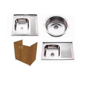 Köögivalamud ja köögikapid