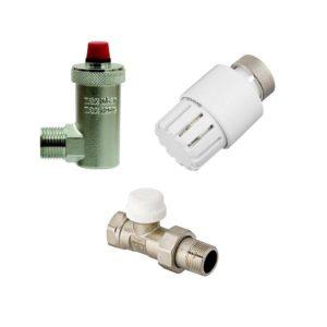 Radiaator ventiilid, termopead, automaatõhueraldajad
