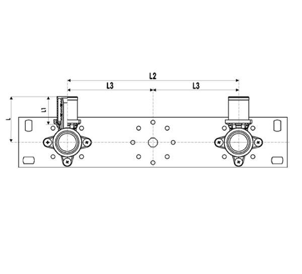 PEX-AL-PEX toru ja pressliitmikud