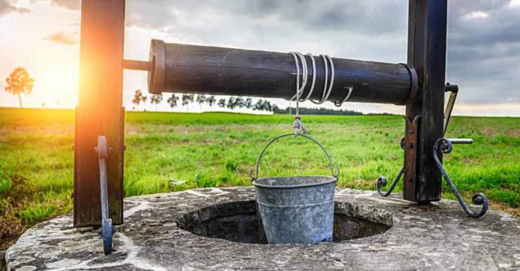 Uputatav veeautomaat - salvkaevu pump